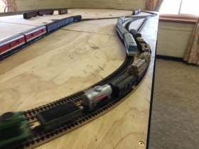New Layout Build 2017